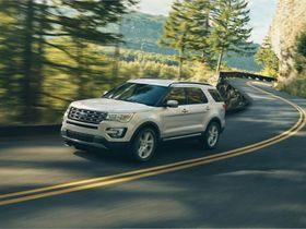 Ford Recalls Three Models, Including 1.2M Explorers