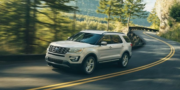 The automaker is recalling an estimated 1.2 million 2011-17 Ford Explorer vehicles for a rear...