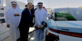 Saudi Arabia Unveils Hydrogen Fueling Station Developments