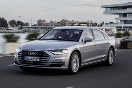 Next-Gen Audi A8 Will Arrive in the Fall