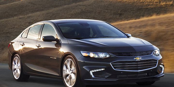 GM is recalling the 2016 to 2018 Chevrolet Malibu sedan for a possible air-bag malfuction.