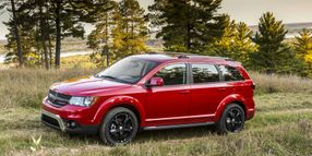 Ram Trucks, Dodge Journey Recalled for Rear Visibility