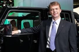 FCA Elevates Ram Truck Head to CEO