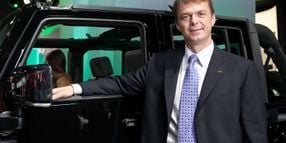 FCA Elevates Ram Truck Head to CEO