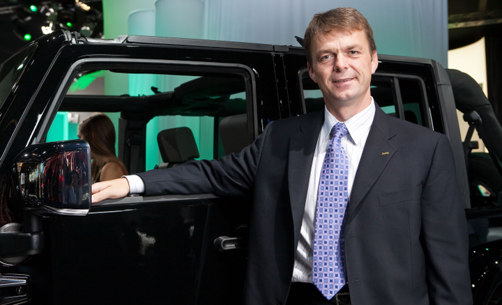 FCA has named Mike Manley its CEO to replace an ailing Sergio Marchionne.