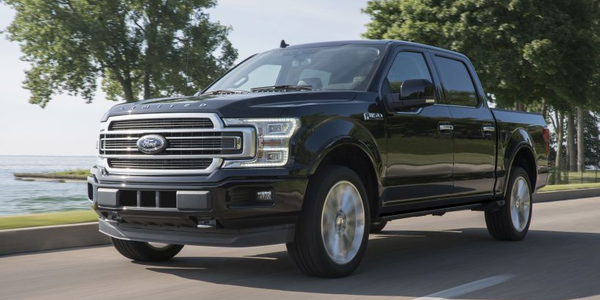 Ford's 2019 F-150 Limited gets the Raptor's 3.5-liter turbocharged V-6 engine.