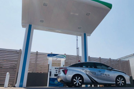 Toyota Mirai to Arrive in Hawaii This Month