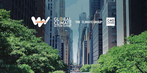 LeasePlan has joined a global zero emission vehicle initiative to accelerate the adoption of...