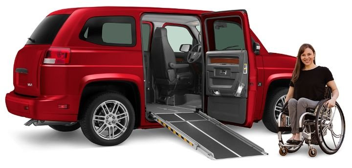 Mobility Ventures has recalled its MV-1 for a rear turn-signal defect.  - Photo courtesy of Mobility Ventures.