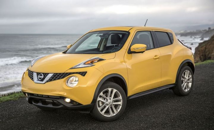 Nissan has discontinued the Juke and will replace it with its 2018 Kicks entry crossover.