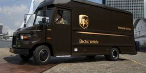 UPS Lowered Accident Rate 1% in 2017