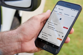 Verizon Connect Offers Work Mobile App