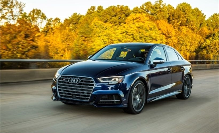 The automaker is recalling an estimated 138,896 2015-2016 Audi S3 Sedan, 2015-2019 A3 Sedan and A3 Cabriolet, 2016-2018 A3 e-tron, and 2017-2019 RS3 vehicles for an air bag-related issue.