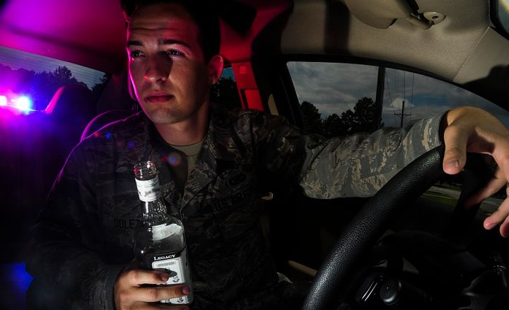 In 2018 alone, there were 33 fatalities due to drunk drivers in Hawaii. The new harsher law is part of an ongoing effort to end the crisis of drunk drivers killing innocent people. - Photo courtesy of Little Rock Air Force Base
