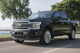 Ford Leads Vincentric's Canadian Best Fleet Values for 2019