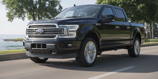 Leading the way for Ford was the lineup of F-Series pickups, with the F-150 winning its eighth...