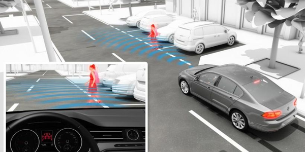 Volkswagen designed its Pedestrian Monitoring technology as part of its Front Assist system to...