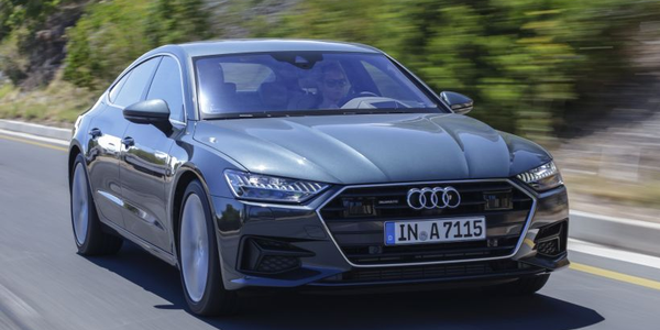 Audi's 2019 A7 enters its second generation with new available driver assisting technology and...
