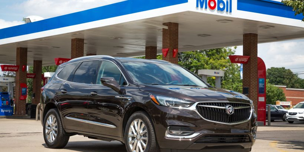 Drivers of eligible Buick vehicles will now be able to make fuel payments from the dashboard at...