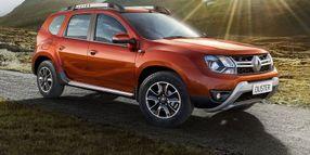 Updated Renault Duster SUV Heads to Saudi Arabia