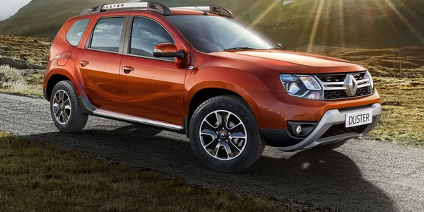 The Renault Duster includes hill descent control, multiview camera and blind spot warning, 4x4...
