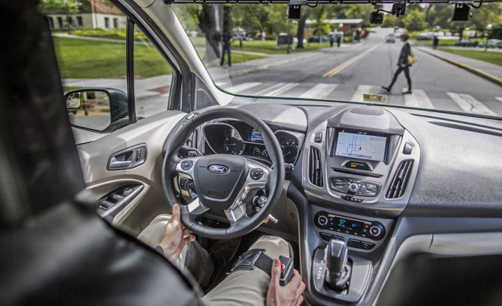 Ford has outlined its approach to safety with its autonomous vehicle testing program in a new report.  - Photo courtesy of Ford.