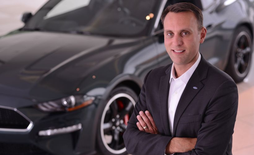 Ford Creates Commercial Vehicle Product Team