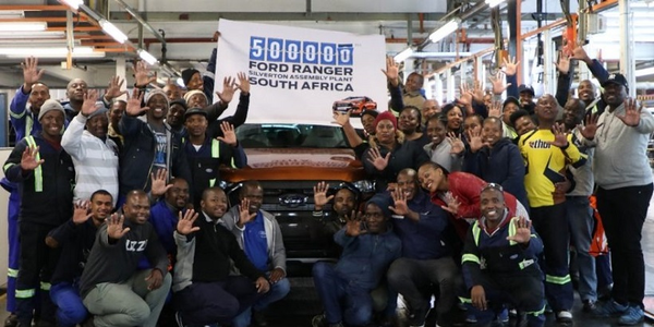 Production of this generation's Ford Ranger commenced at the factory in 2011, with an initial...