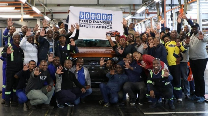 Production of this generation's Ford Ranger commenced at the factory in 2011, with an initial investment of R3-billion (more than $200,000,000) in local operations. The automaker matched the investment again in 2017 to further expand production capacity to meet the growing worldwide demand for the Ranger.