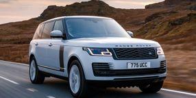 2019 Land Rover Range Rover Priced