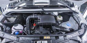 Diesel Vans Beat Gasoline Models in Total Ownership Cost