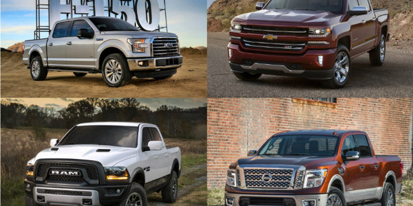 Commercial fleet sales increased 22% in August on the strength of truck sales.