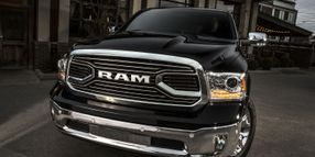 Ram Pickups Recalled for Tailgate Latch