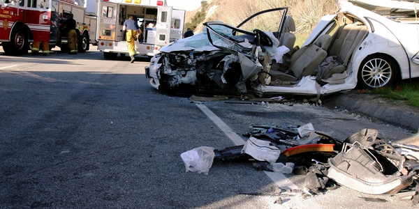 Approximately 2.1 million people sustained serious crash-related injuries during the first six...