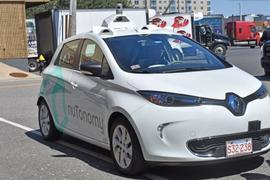 More than a Quarter of Americans Won't Ride Autonomous Vehicles