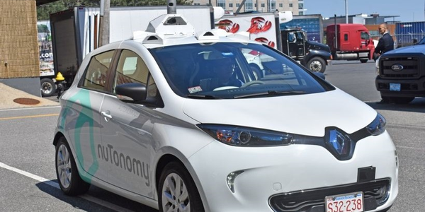 The public continues to express concerns about safety and self-driving cars, but they also...