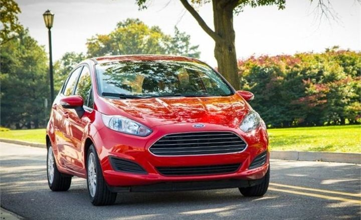 The clutch warranties for Fiesta vehiclesfor the 2014-MY and 2015-MY have been expanded to seven years or 100,000 miles.  - Photo of the 2014 Ford Fiesta courtesy of Ford.