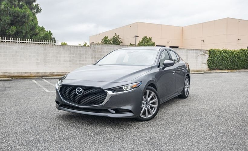Mazda3 Recalled for Rearview Mirror Issue