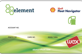 Element Partners with Shell, WEX for New Fuel Management Product