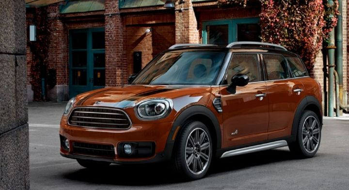 BMW of North America, LLC, is recalling certain model year MINI Cooper Countryman vehicles because they may be missing a crash protection plate near the high-pressure fuel pump.  - Photo courtesy of Mini.