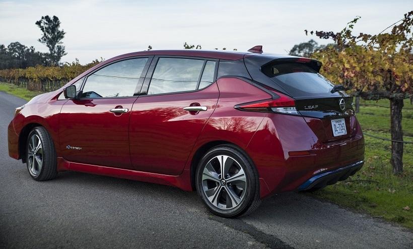 Nissan's 2019 Leaf Pricing Starts at $30,885
