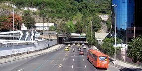 Brazilian Brewer Adds 1,600 VW Electric Trucks