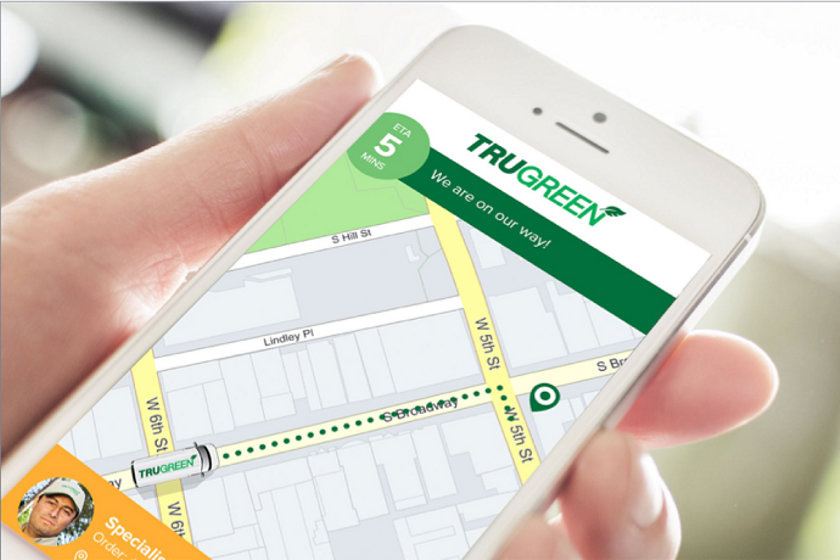 TruGreen Integrates Verizon Connect Services with Location Sharing Provider