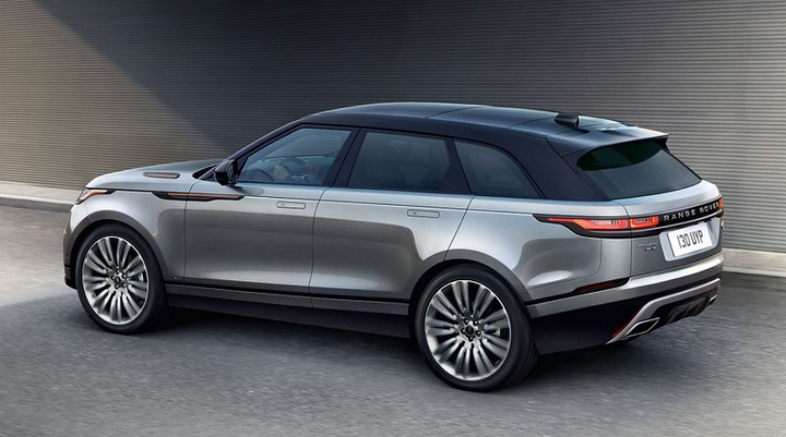 Jaguar Land Rover is offering a $1,500 fleet incentive for the 2019 Range Rover Velar.