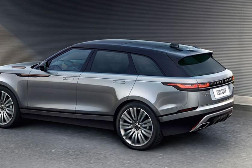 Jaguar Land Rover isoffering a $1,500 fleet incentivefor the 2019Range Rover Velar.