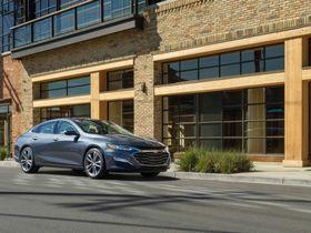 Chevrolet Recalls Malibu for ECM Software Issue