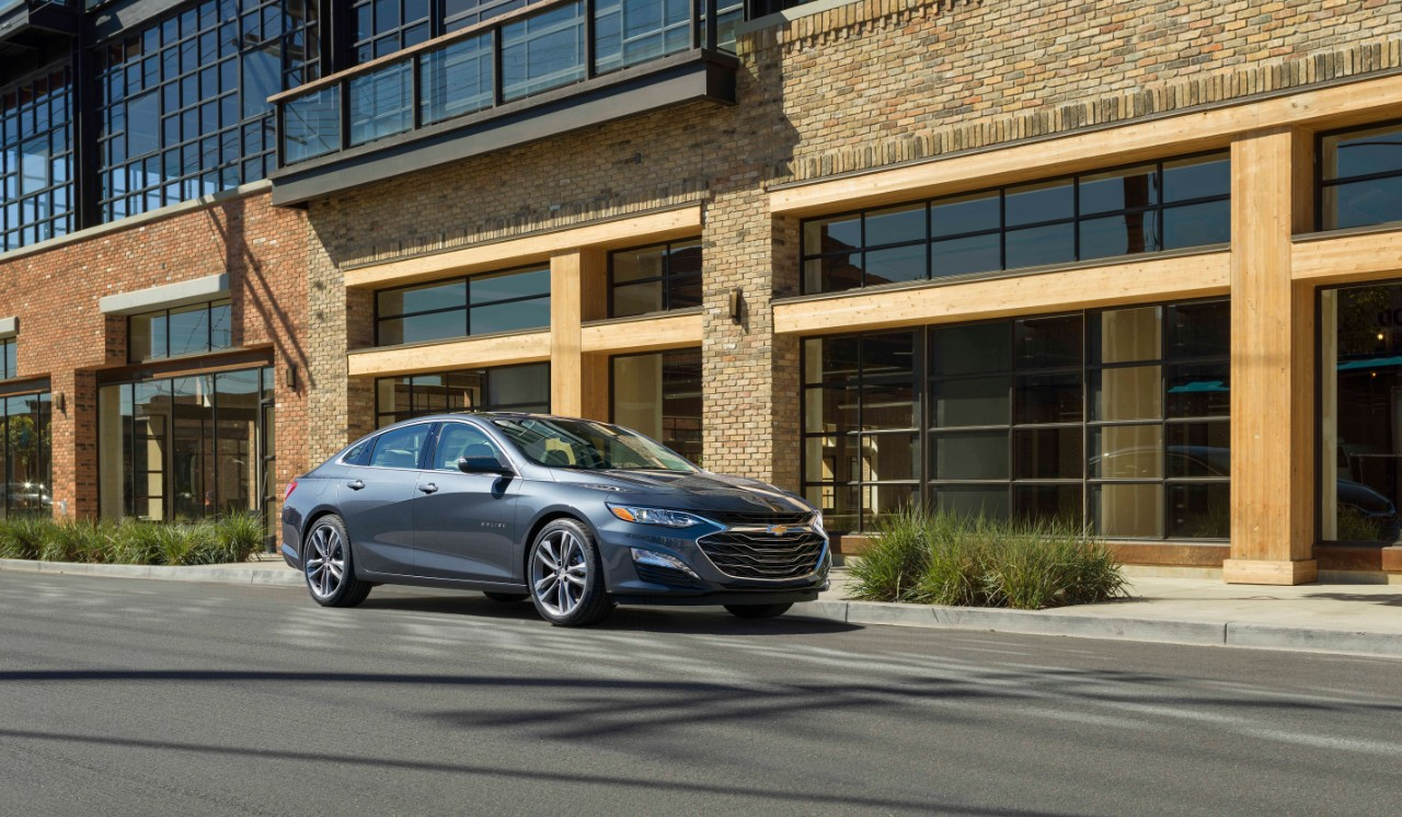 To remedy the matter, GM will notify owners, and dealers will reprogram the ECM software, at no cost to owners.  - Photo courtesy of General Motors.