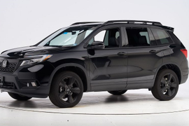 IIHS Deems Honda Passport SUV Top Safety Pick