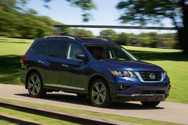 Nissan Announces 2020 Pathfinder Pricing