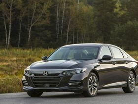 2020 Honda Accord Hybrid Brings Update to EV Mode